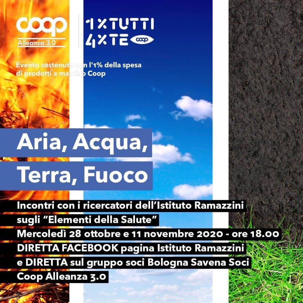 Due conferenze online con Coop Alleanza 3.0