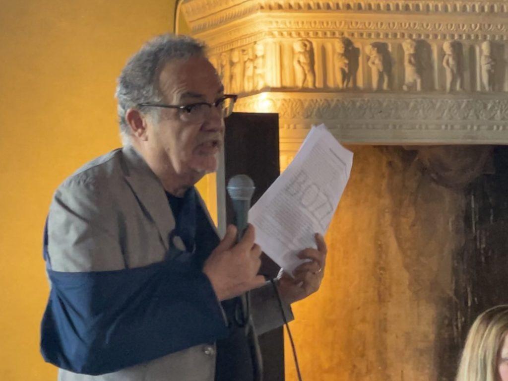 Fabrizio Sarti è il nuovo presidente dell'Istituto Ramazzini, Loretta Masotti la vicepresidente