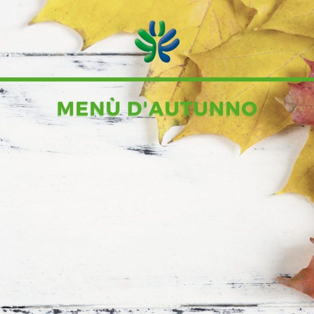 Menù d'autunno: il nutrizionista in promozione