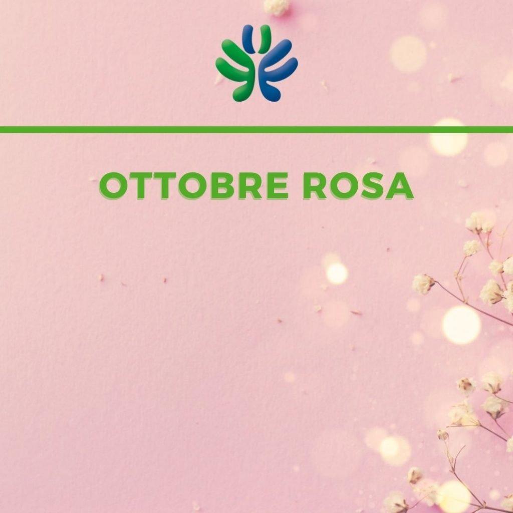 Ottobre rosa: tariffe promozionali per il mese della prevenzione del tumore al seno